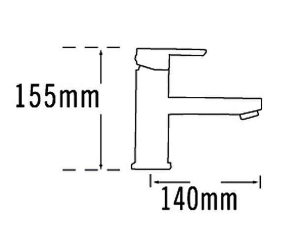 Technical drawing QS-V31433 / 22375