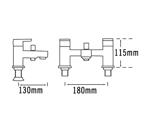 Technical drawing QS-V31436 / 22355