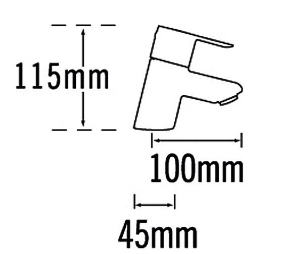 Technical drawing QS-V31441 / 22110