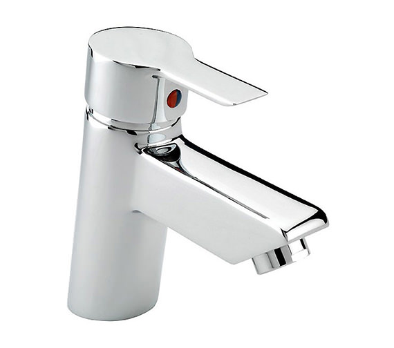 Tre Mercati Angle Mono Bath Filler Tap Chrome - 22130