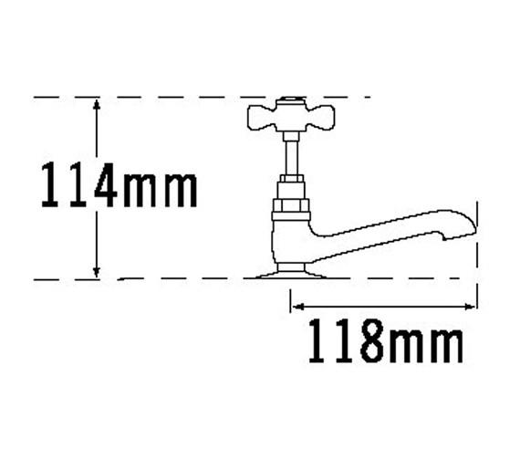 Technical drawing QS-V31477 / 1071E