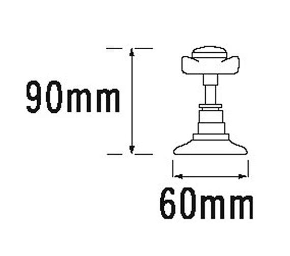 Technical drawing QS-V31489 / 1070A