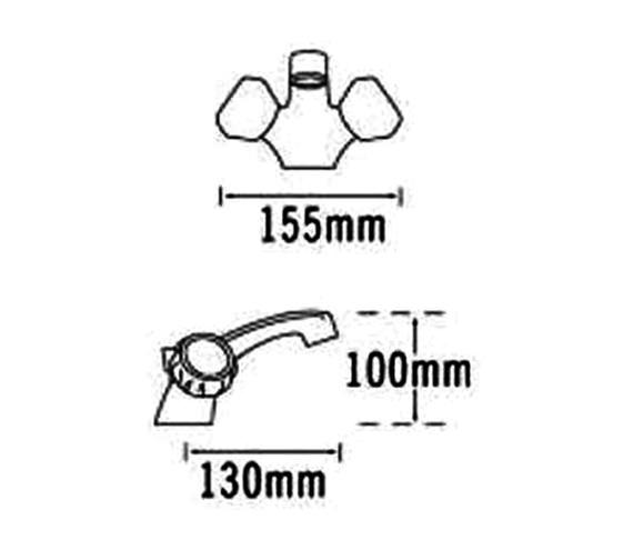 Technical drawing QS-V31507 / 317