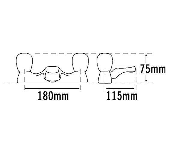 Technical drawing QS-V31511 / 313