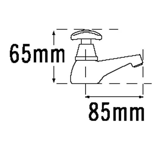 Technical drawing QS-V31524 / 341