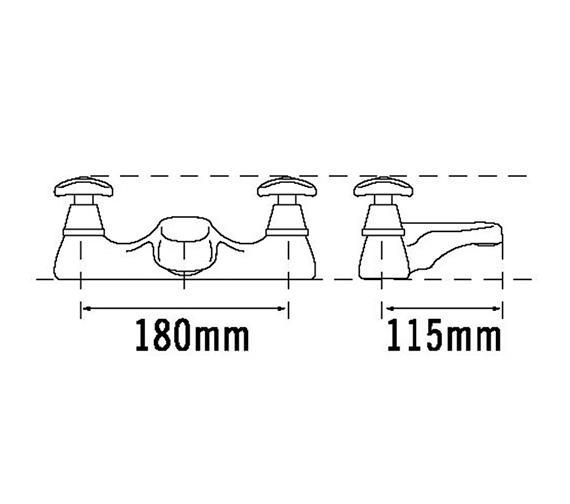 Technical drawing QS-V31529 / 343C