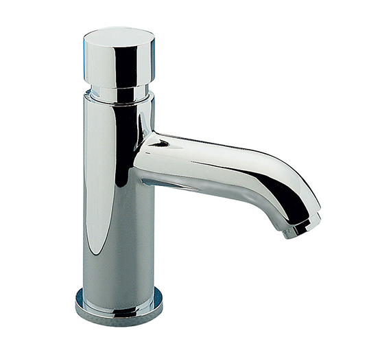 Tre Mercati Capri Non Concussive Temp Tech Single Basin Tap Chrome