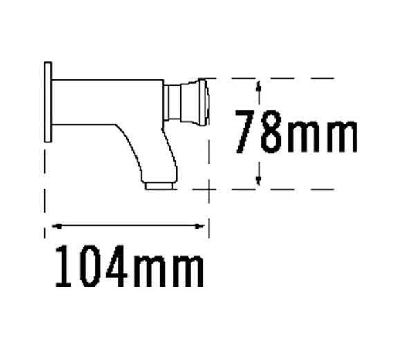 Technical drawing QS-V31542 / 407A