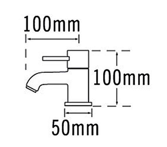 Technical drawing QS-V31563 / 63320