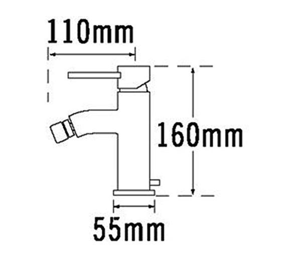 Technical drawing QS-V31568 / 63380