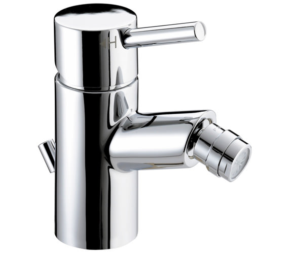 Bristan Prism Bidet Mixer Tap With Pop-Up Waste - PM BID C
