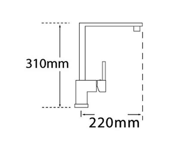 Technical drawing QS-V31647 / 92010