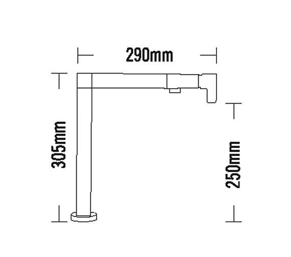 Technical drawing QS-V31649 / 163