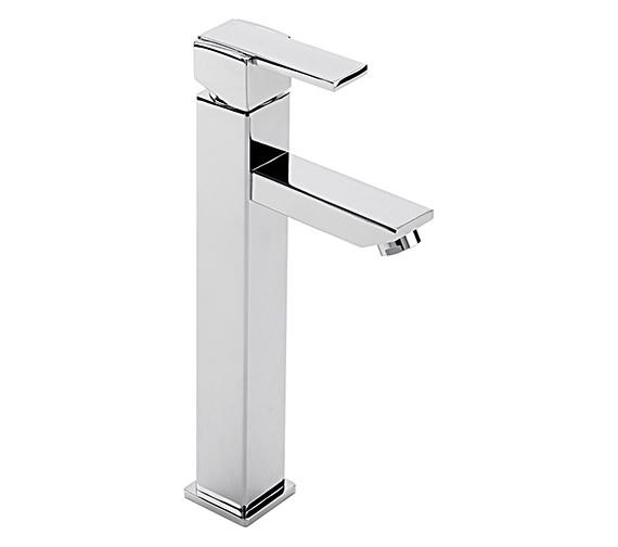 Tre Mercati Turn Me On Mono Sink Mixer Tap Chrome - 22070