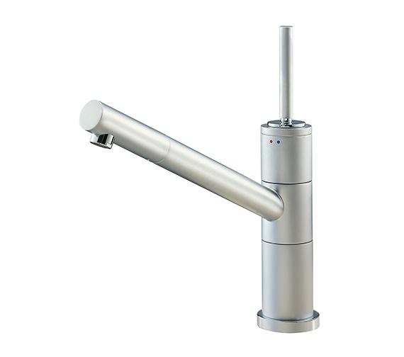 Tre Mercati Anzio Joy Chrome Mono Sink Mixer Tap - 27610