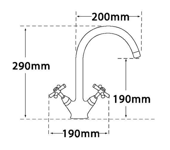 Technical drawing QS-V31660 / 28010