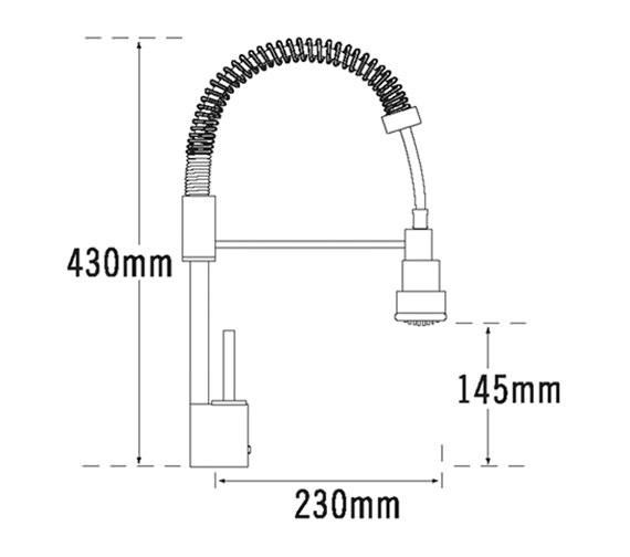 Technical drawing QS-V31664 / Exp-051