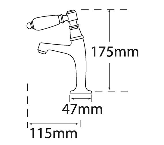 Technical drawing QS-V31684 / S9-Lev/41