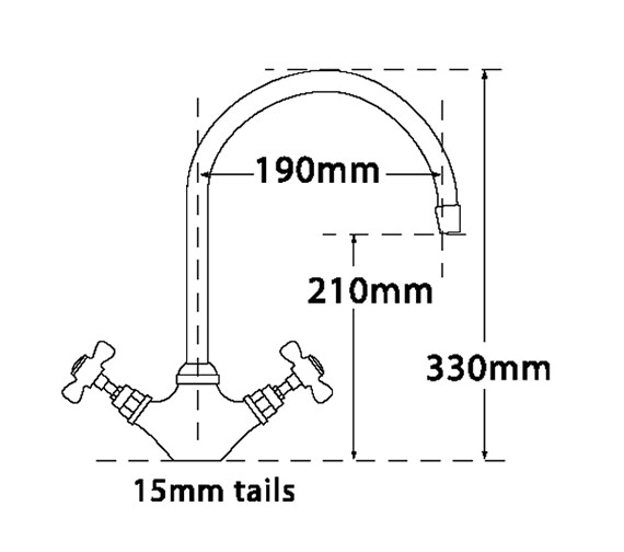 Technical drawing QS-V31689 / 1080