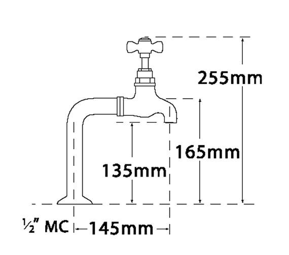 Technical drawing QS-V31690 / 1067