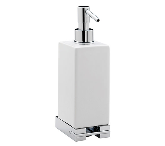 Tre Mercati Kubic Wall Mounted Liquid Soap Dispenser - 60680