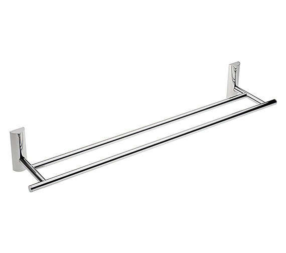 Tre Mercati Twiggy 60cm Double Towel Rail - 66375