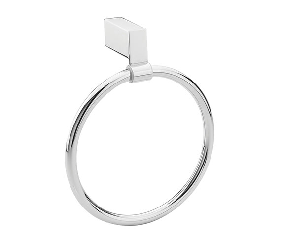 Tre Mercati Edge Round Ring for Towels - 66560