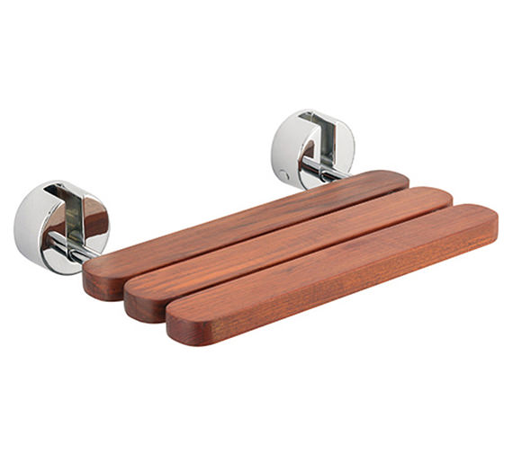 Tre Mercati Miscellaneous Folding Wooden Shower Seat - 60470