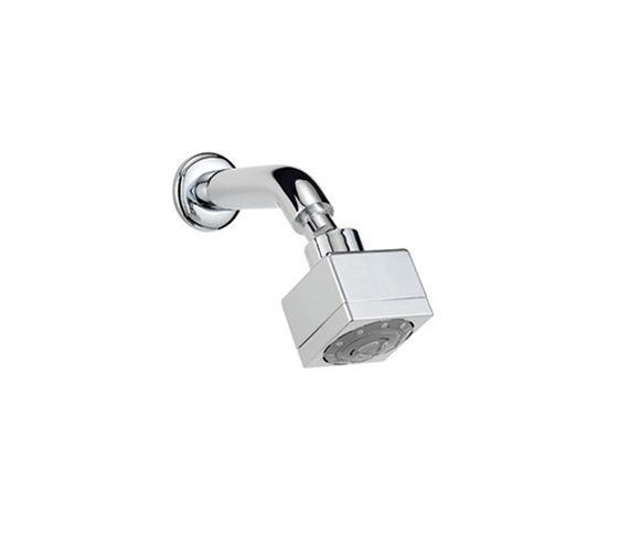 Tre Mercati No 7 Shower Kit Kubic Head With Millennium Arm - 67330