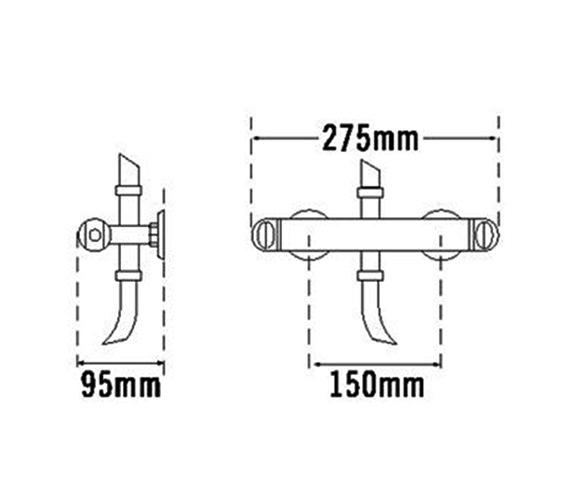 Technical drawing QS-V31939 / 975A