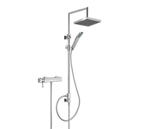 Tre Mercati Fever Shower Pole With Exposed Shower Inlet - 50850