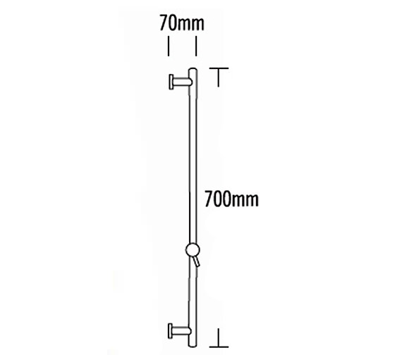 Technical drawing QS-V31954 / 3817