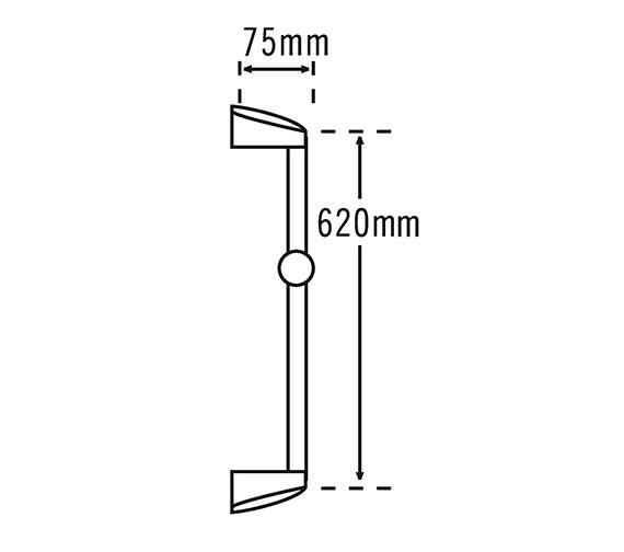 Technical drawing QS-V31962 / 3844C