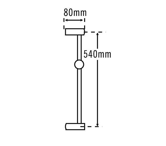 Technical drawing QS-V31964 / 802B