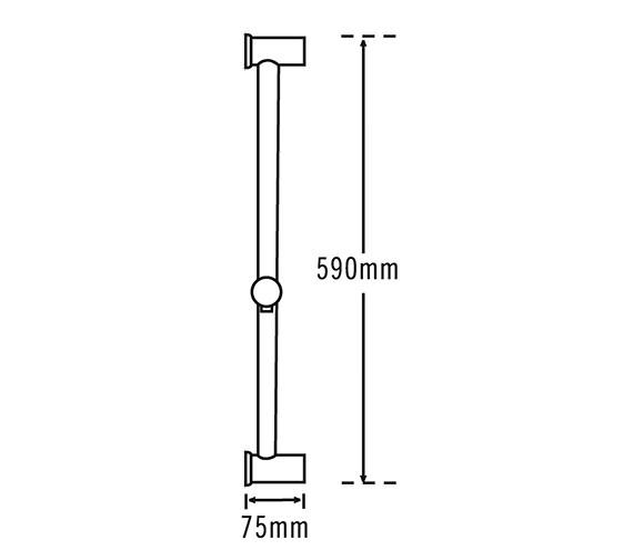 Technical drawing QS-V31965 / 812D