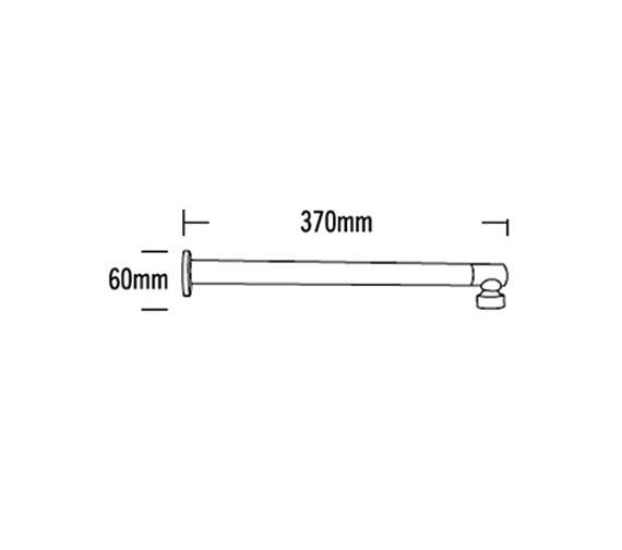 Technical drawing QS-V31969 / 50710