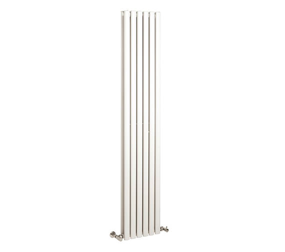 Additional image of Hudson Reed Revive 354 x 1800mm Double Panel Vertical Designer Radiator