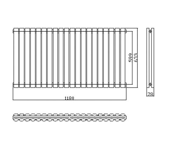 Technical drawing QS-V31973 / HL329