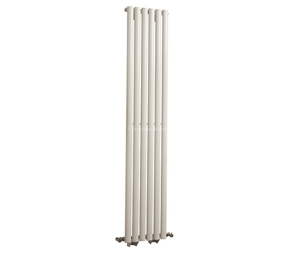 Hudson Reed Revive 354 x 1800mm White Single Panel Vertical Radiator