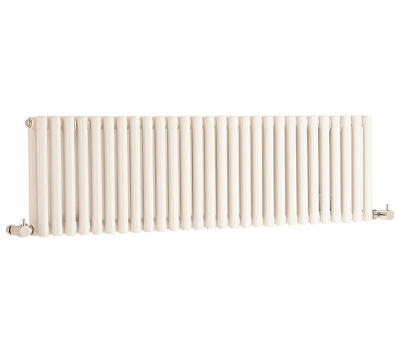 Hudson Reed Refresh Designer Radiator White 1064 x 300mm - HLW22
