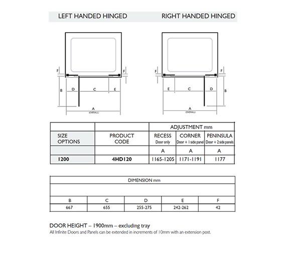 Technical drawing QS-V32022 / 4HD120LHS