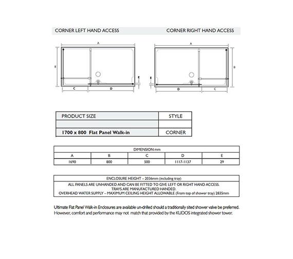 Technical drawing QS-V32032 / 5WICRHNV17