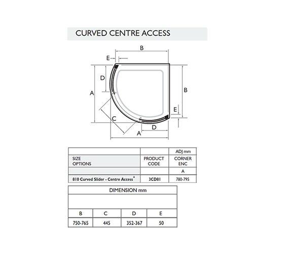 Technical drawing QS-V32044 / 3CD81W