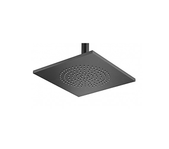 Tre Mercati Aluminium Square Black Rose And Swivel - 55640