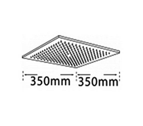 Technical drawing QS-V33318 / 55641
