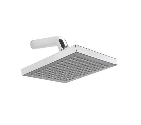 Tre Mercati ABS Square Shower Head And Swivel - 51640