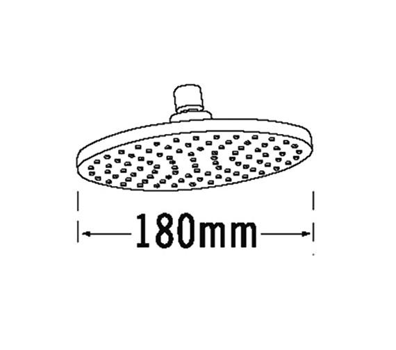 Technical drawing QS-V33322 / 50910