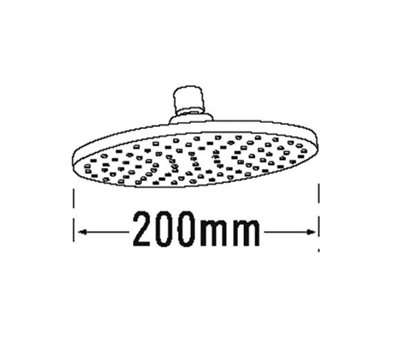 Technical drawing QS-V33324 / 50930