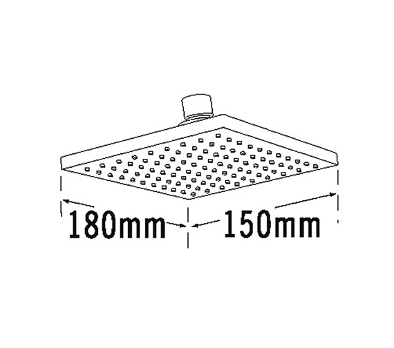 Technical drawing QS-V33325 / 50920