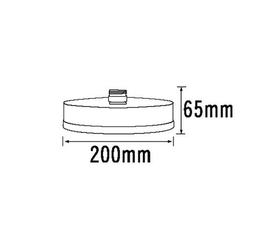Technical drawing QS-V33327 / 50630
